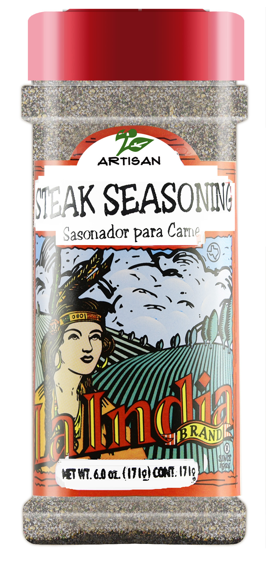 Steak Seasoning Shaker (Unit)