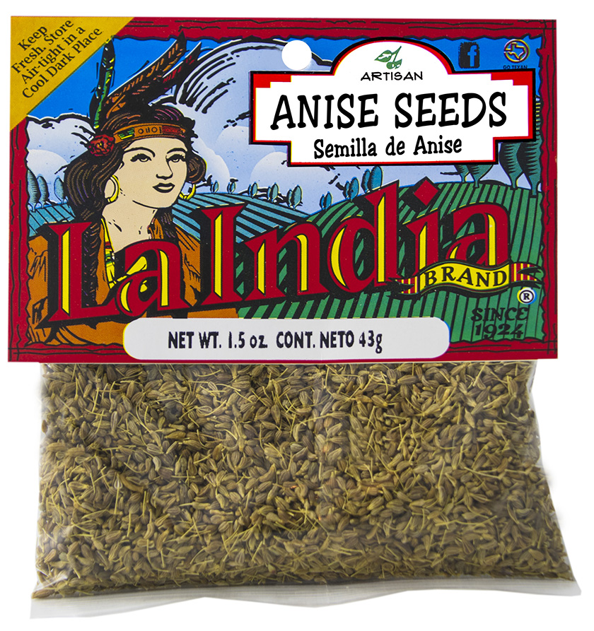 Anise Seeds Cello Bags (unit)
