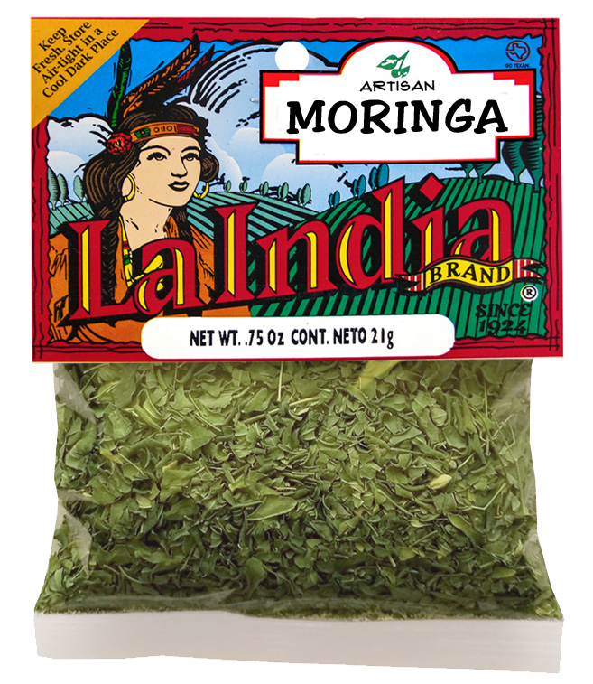 Moringa Cello Bag .25 oz (unit)