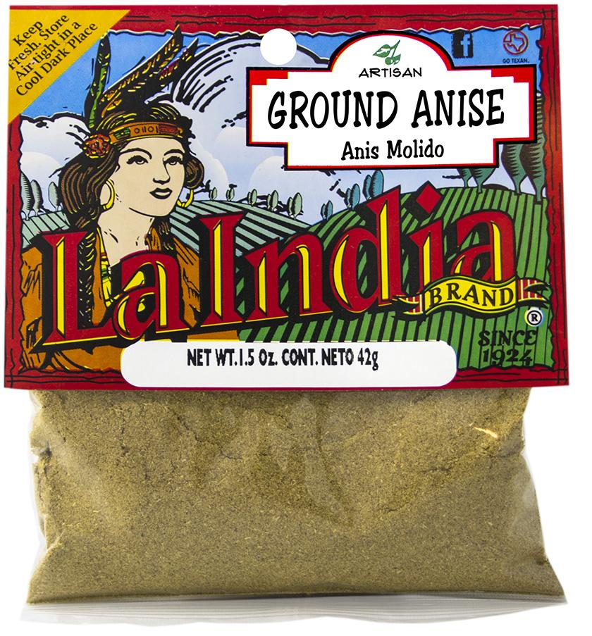 Anise Ground Cello Bag 1.5 oz (Unit)