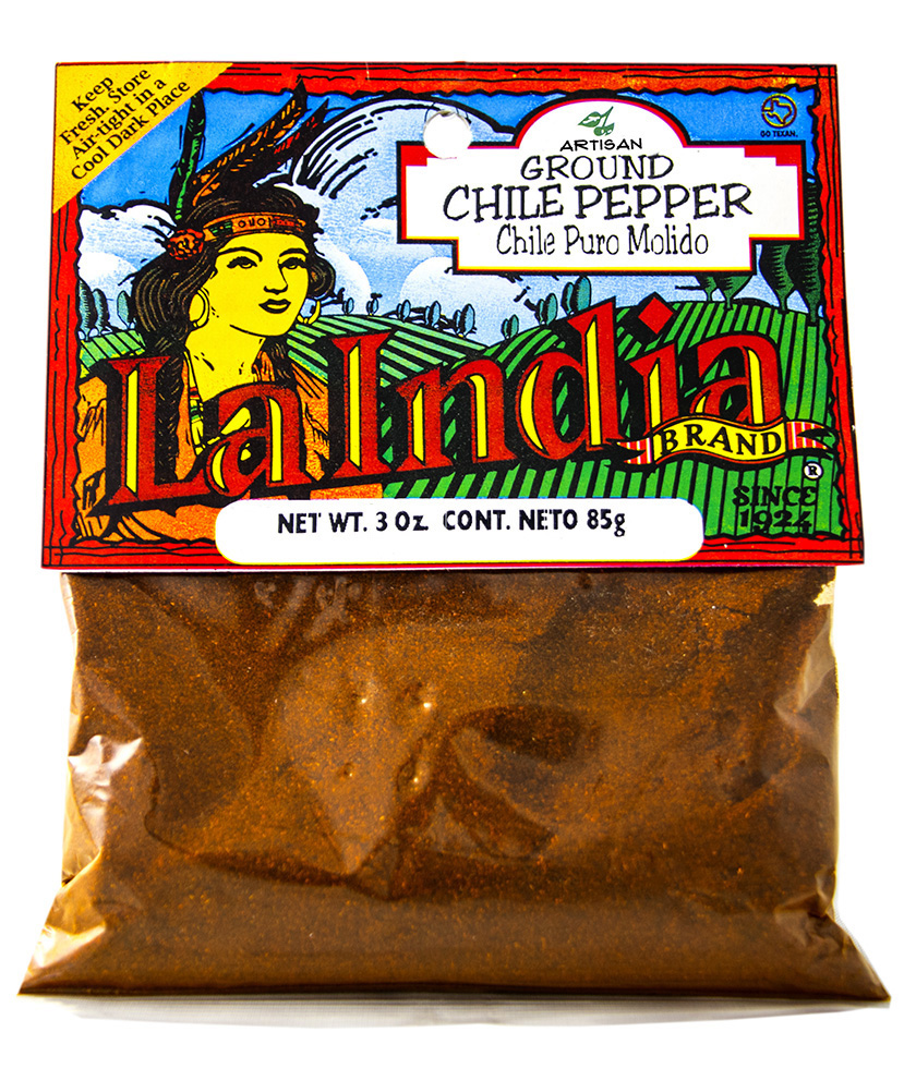 Chile Pepper Ground Cello Bags (Unit)