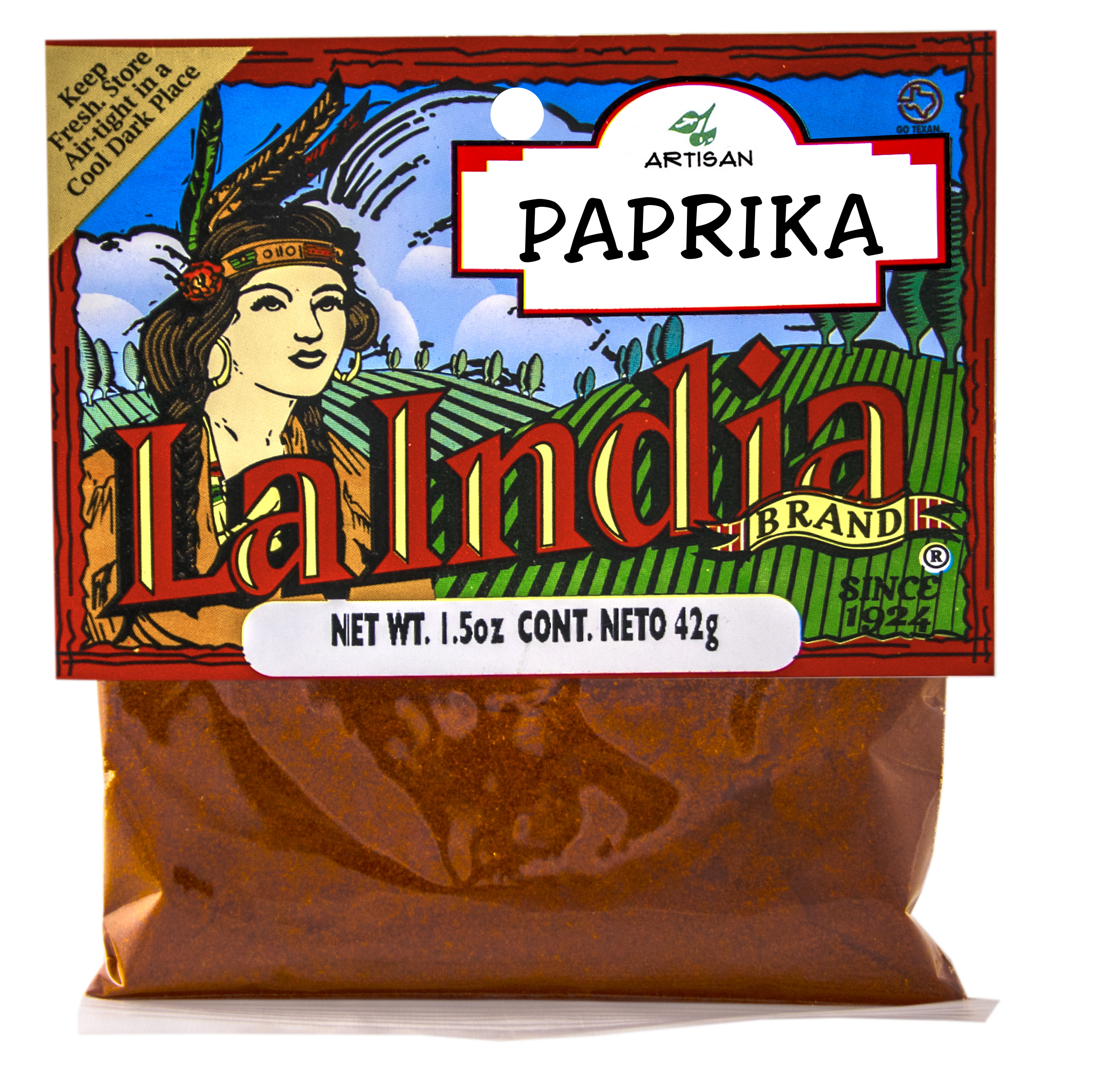 Paprika Cello Bags (Unit)